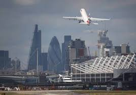 Chatham to London City Airport