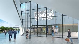 London city airport to chatham